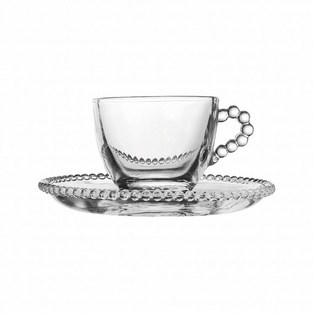 КОФЕЙНАЯ ПАРА COFFEE CUP & SAUCER PERLOA 15CL COTE TABLE, АРТИКУЛ 10096