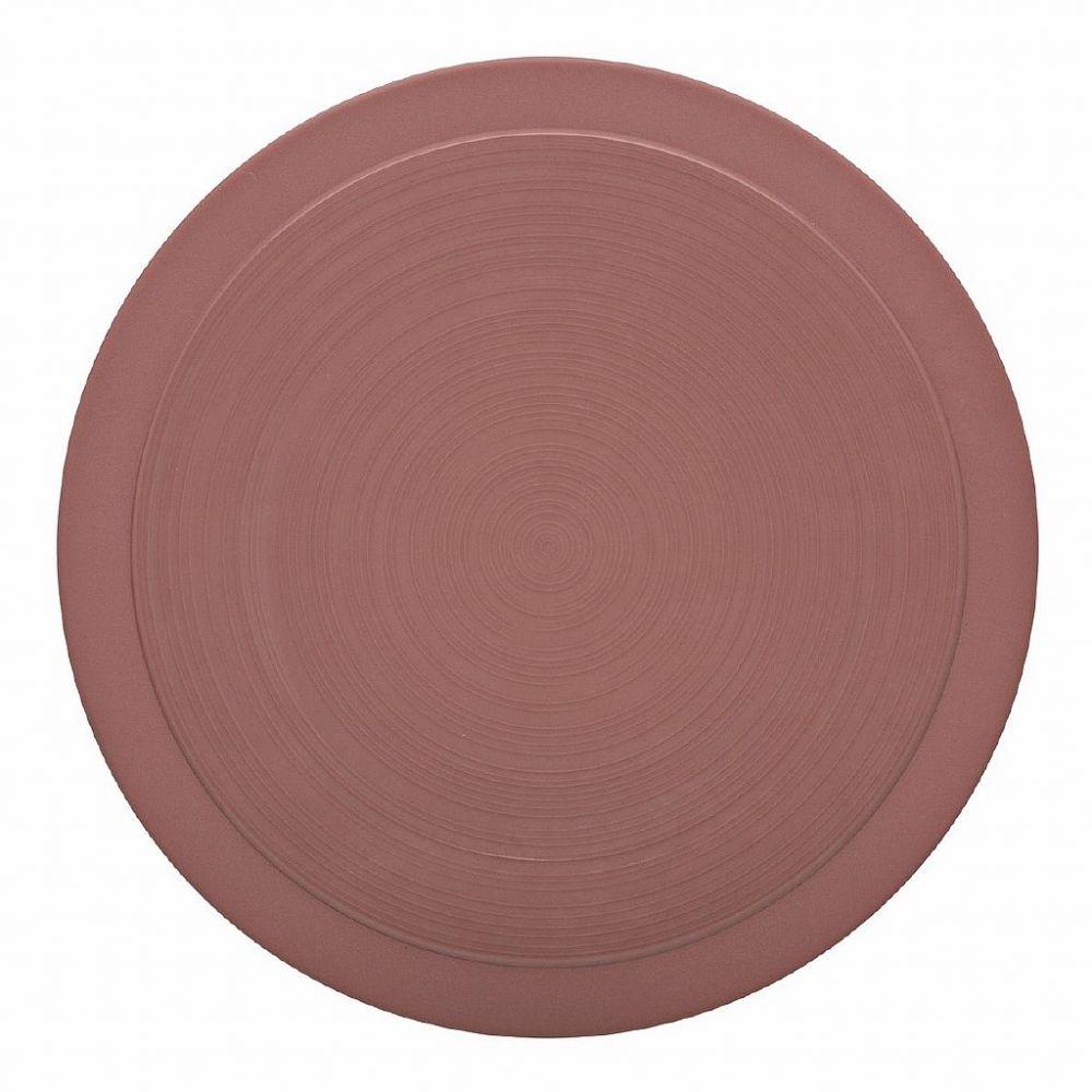 Тарелка обеденная  BAHIA  ROSE SABLE , DEGRENNE, 26 cm