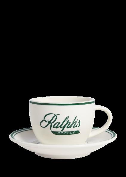 Кофейная пара Ralphs ( чашка с блюдцем), 110 мл., Ralph Lauren