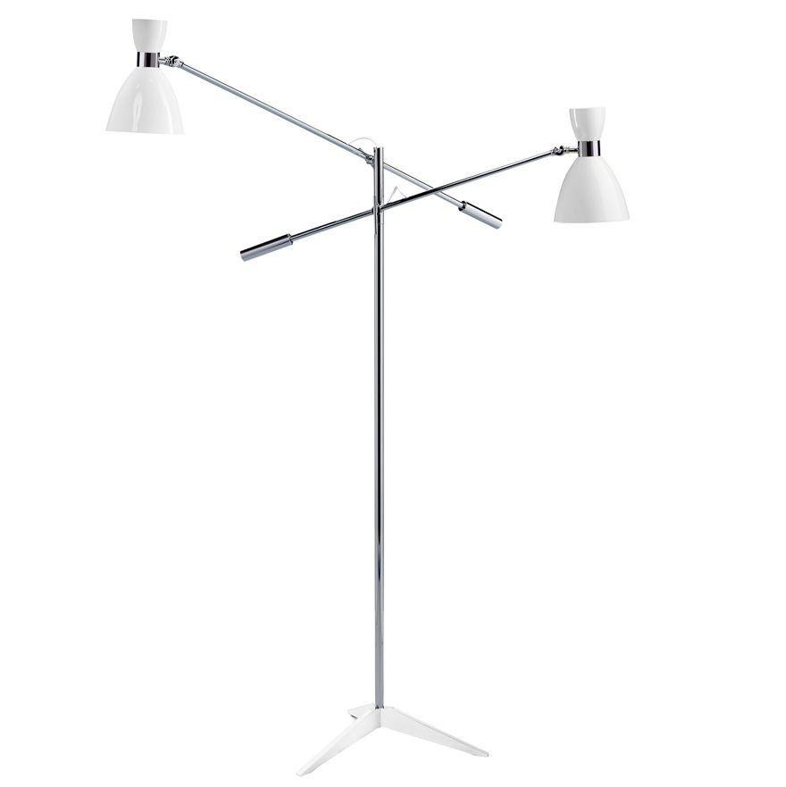 НАПОЛЬНАЯ ЛАМПА CHARLIE FLOOR LAMP, АРТИКУЛ 920-charlie, VILLA LUMI