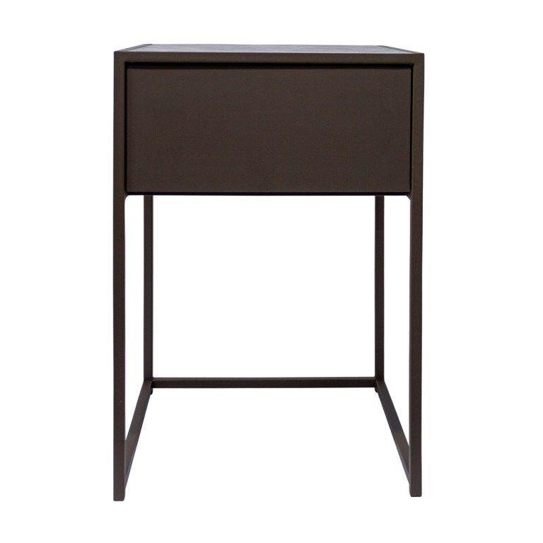 NIGHT TABLE CERAMICS, АРТИКУЛ FU12-C1/WH, DOME DECO