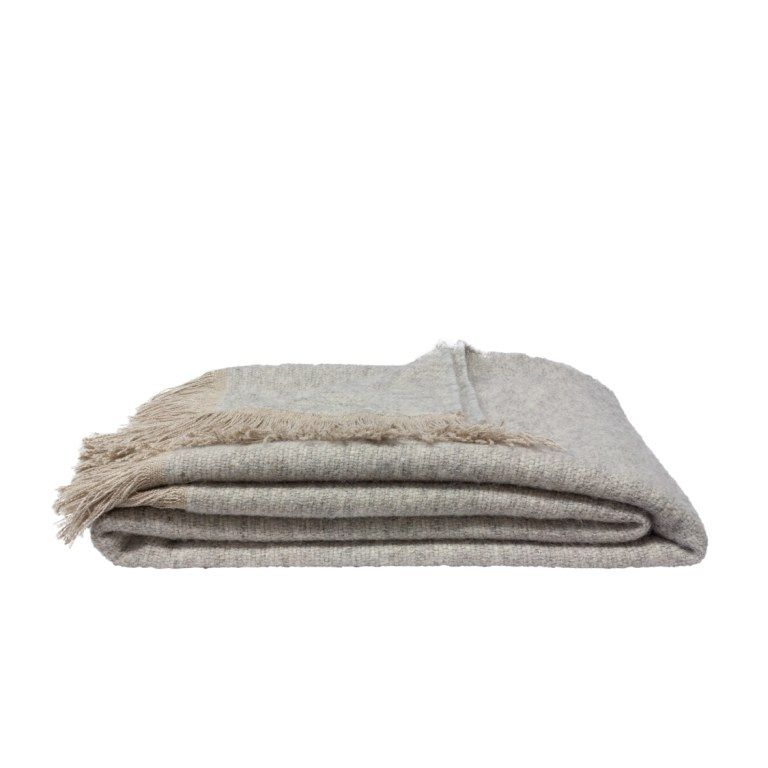 AURELIA THROW WITH FRINGES, АРТИКУЛ HT2-T2/BE, DOME DECO