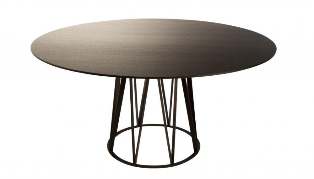 BOSTON WIRED TABLE ROUND - 120CM, АРТИКУЛ TA1-W1/WA, DOME DECO