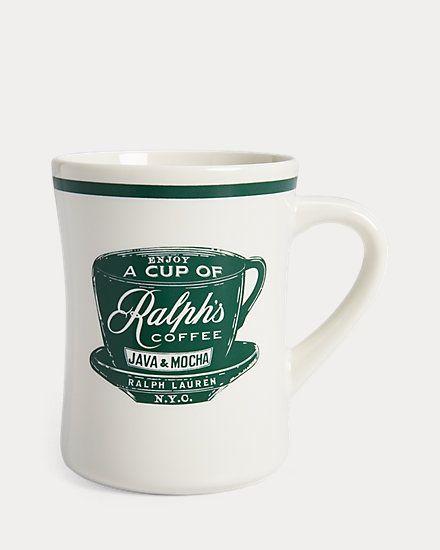 Кружка RALPHS, 355 мл., Ralph Lauren